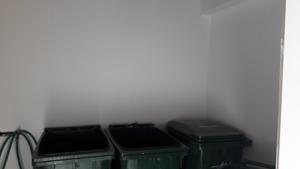 Destruction de mauvaises odeurs dans un local à poubelles avec Clean'Odeur